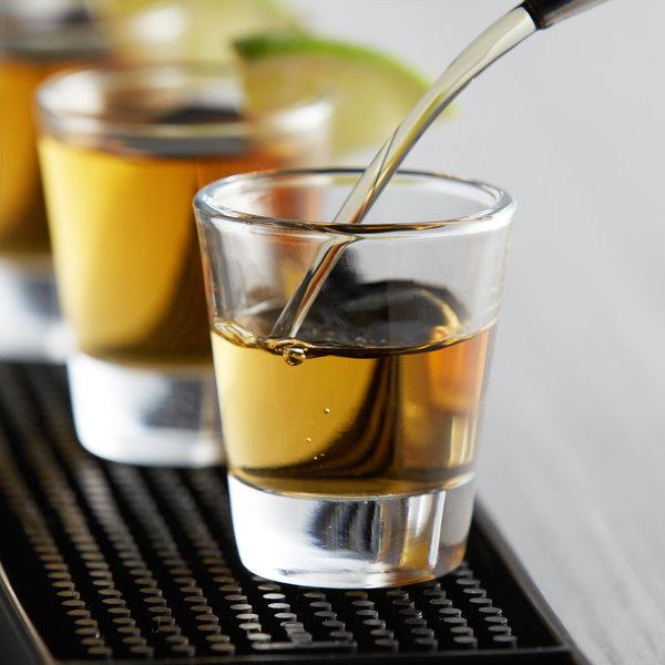 Acopa 1.5 oz. Customizable Whiskey / Shot Glass - 12/Case