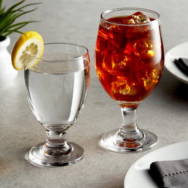 Acopa 10.5 oz. Glass Goblet - 12/Case