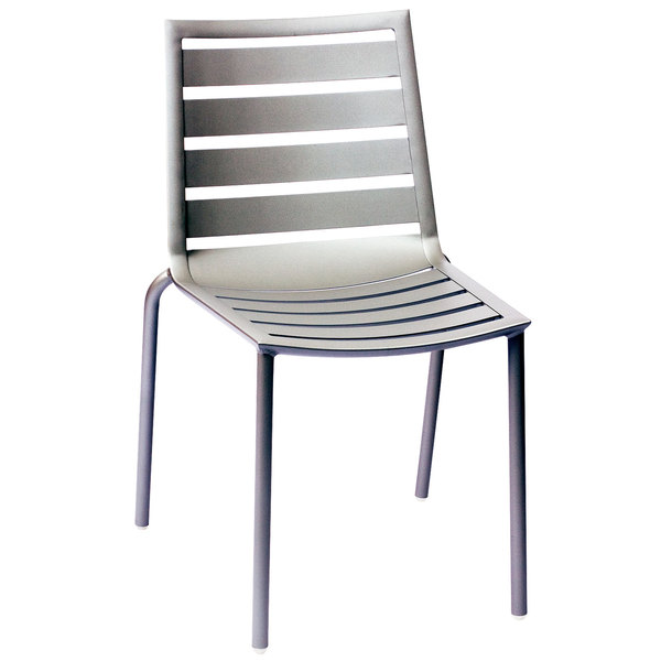 BFM Seating DV450TS South Beach Outdoor / Indoor Stackable Aluminum Side Chair  sc 1 st  WebstaurantStore & BFM Seating DV450TS South Beach Outdoor / Indoor Stackable Aluminum ...