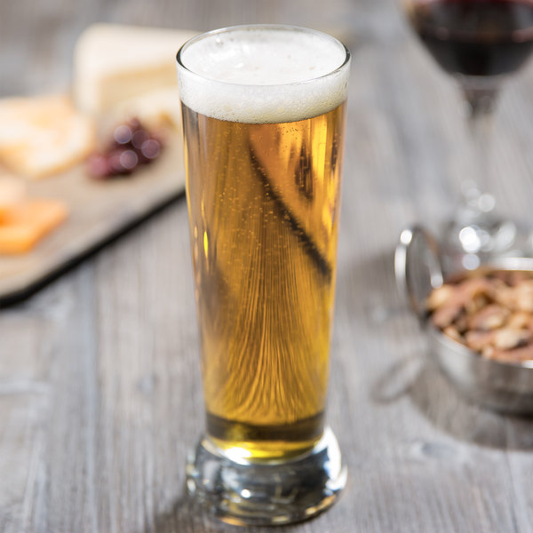 Core by Acopa 16.25 oz. Pilsner Glass - 12/Case