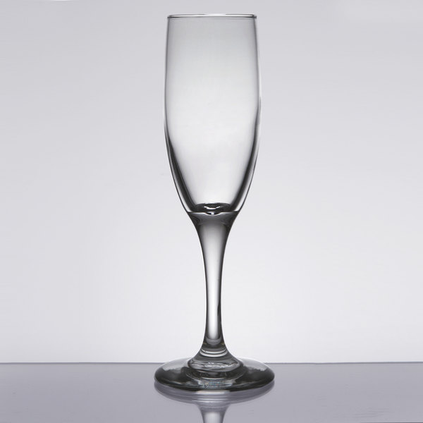 Core 6.25 oz. Flute Glass - 12 / Case