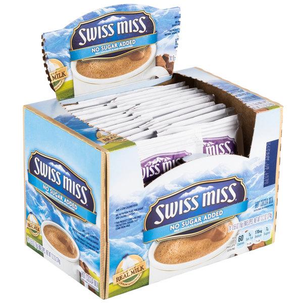 Swiss Miss Sugar Free Hot Chocolate Mix
