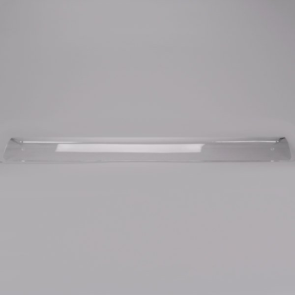 """Vollrath 9870636 36"""" Replacement Acrylic Panel for Vollrath MB98720 Sneeze Guard"""