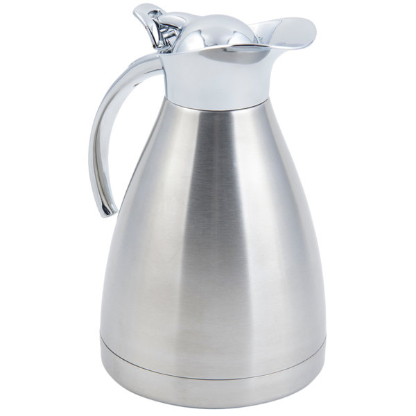 Bon Chef 4055S 0.95 Liter Insulated Stainless Steel Server with Satin Finish
