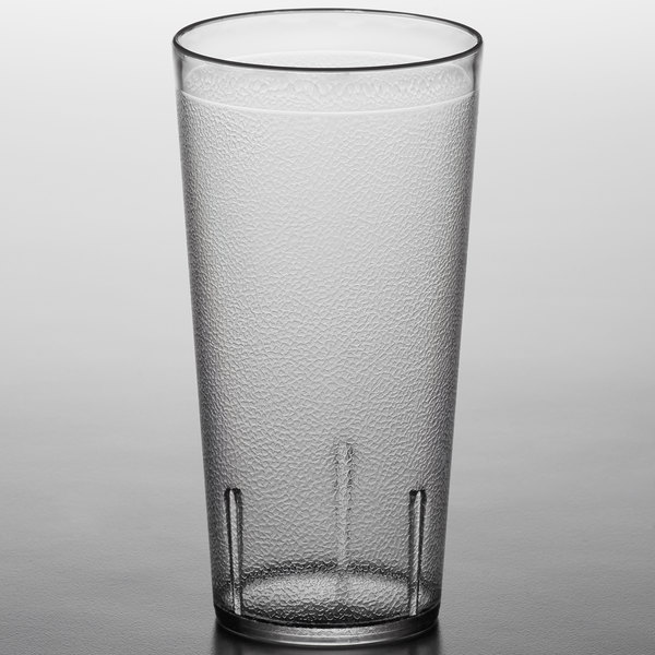 Pint 20 Unbreakable Polycarbonate 20oz Stacking Glasses