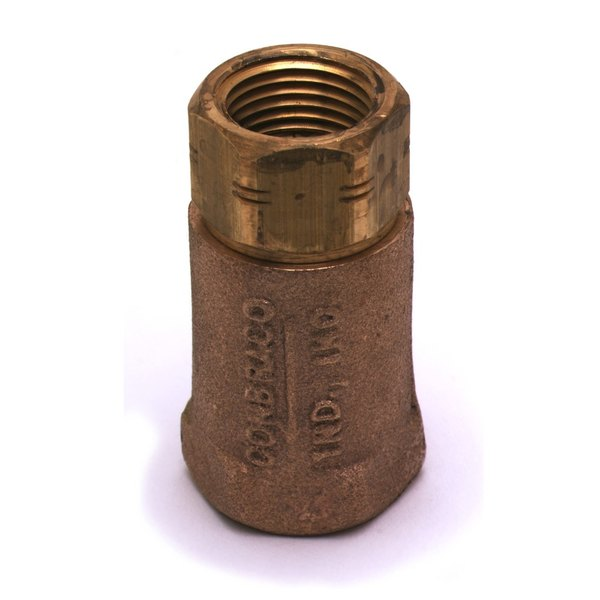 """T&S B-CVV-34 Vertical Check Valve with 3/4"""" NPT Female Connections"""