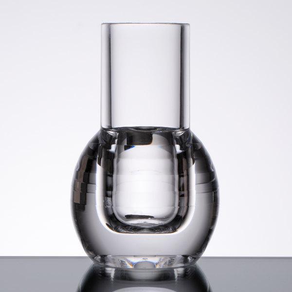 Carlisle 465007 2 34 X 4 38 Clear Acrylic Bud Vase 12case