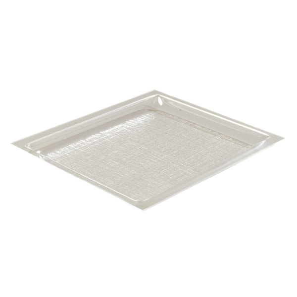 Carlisle SPD12307 Slide In Pastry Tray for Acrylic Bakery Display Case
