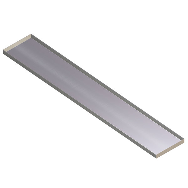 APW Wyott 32010131 Dish Shelf for Exposed 3 Well Champion Series Steam Tables