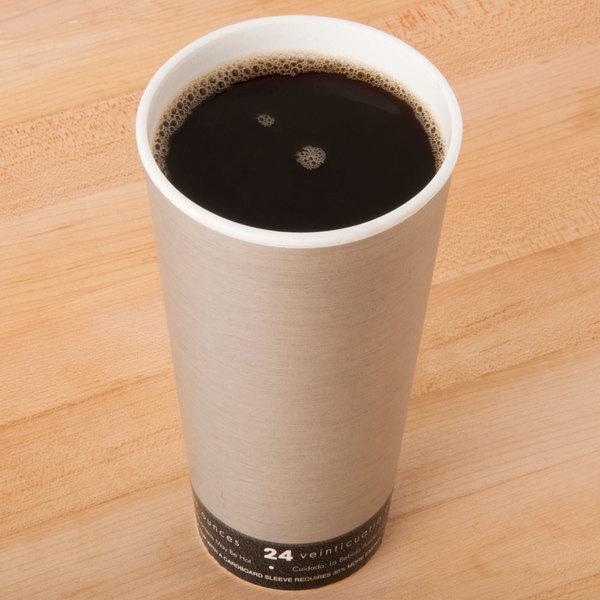 Dart 24U16FS Fusion Steele 24 oz. Foam Hot Cup - 500/Case
