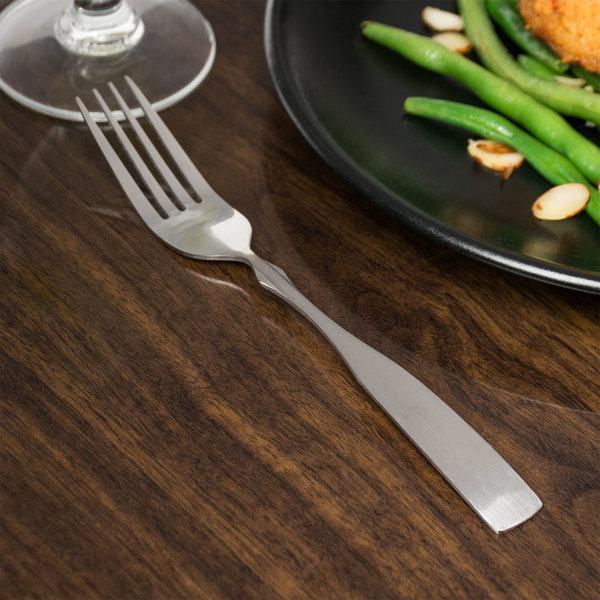 Conrad Flatware Stainless Steel Dinner Fork - 12/Case