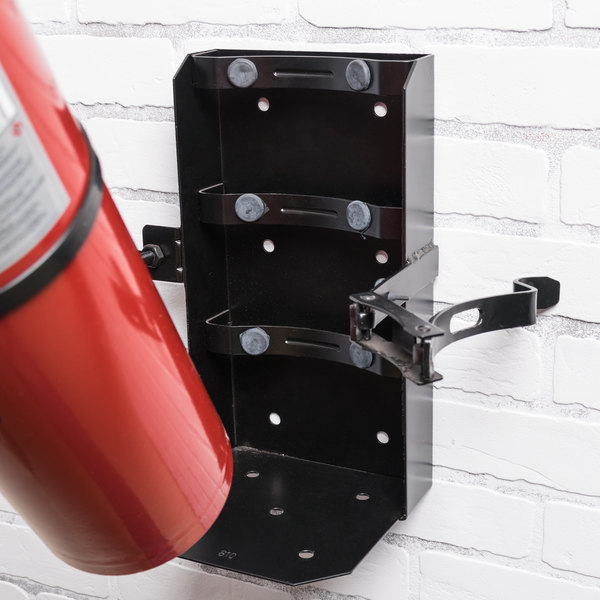 Buckeye Vehicle / Marine Bracket for 10 lb. - 15 lb. Carbon Dioxide Fire Extinguishers Main Image 9