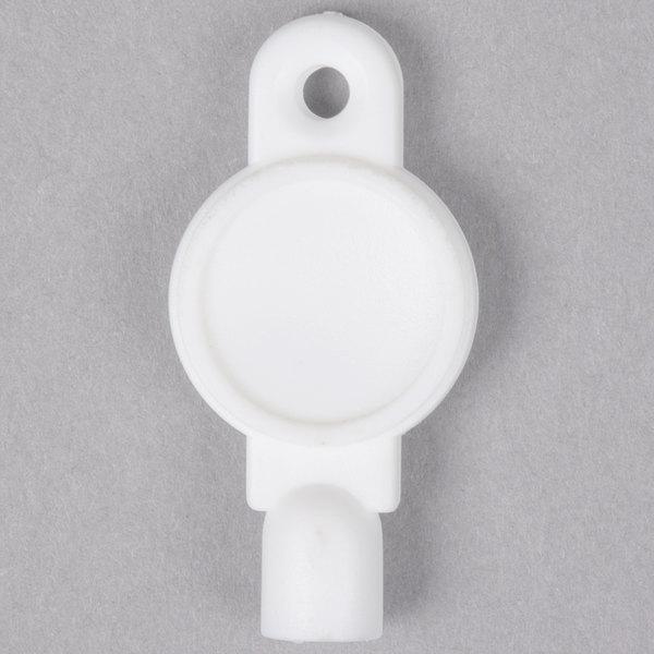 Plastic Key for Lavex Janitorial Circular Toilet Tissue Dispenser