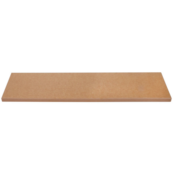 """APW Wyott 32010645 Equivalent 30 5/8"""" x 7 1/2"""" Richlite Cutting Board for Sealed 2 Well Champion Series Steam Tables Main Image 1"""