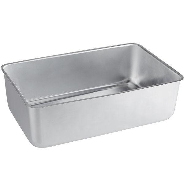 Full Size Aluminum Steam Table Spillage / Water Pan Main Image 1