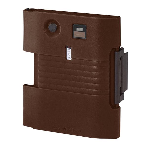 Cambro UPCHD400131 Dark Brown Heated Retrofit Door