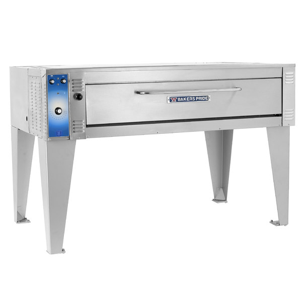 """Bakers Pride EB-1-8-5736 74"""" Single Deck Electric Bake Oven - 220-240V, 3 Phase"""
