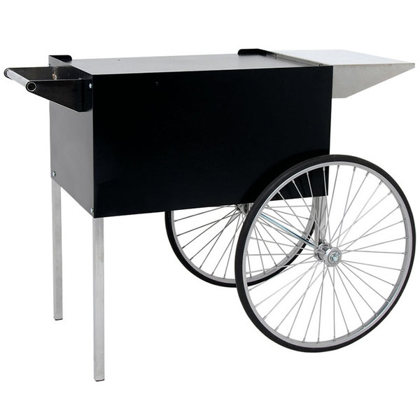 Paragon 3090710 Professional Large Popcorn Cart for 12 oz. or 16 oz. Poppers