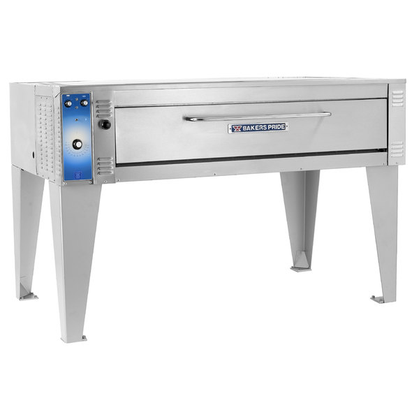 """Bakers Pride EP-3-8-5736 74"""" Triple Deck Electric Pizza Oven - 208V, 1 Phase"""