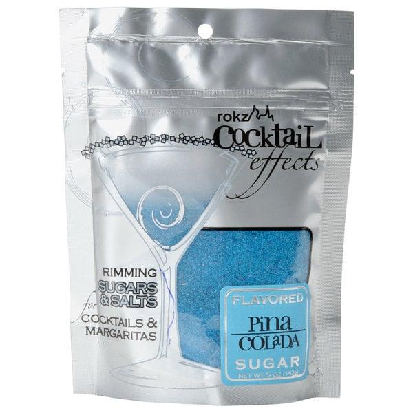 Rokz Pina Colada Cocktail Rim Sugar - 5 oz.