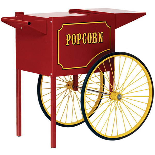 Paragon 3070010 Medium Popcorn Cart