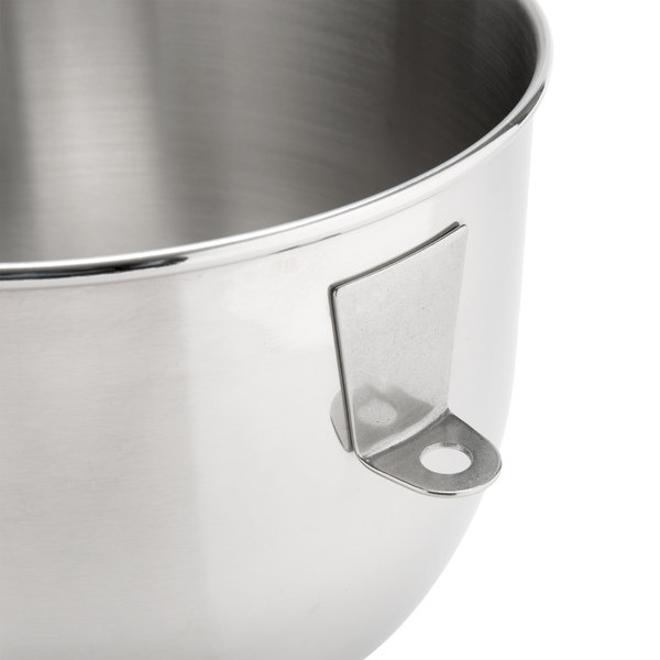 Kitchenaid K5asbp Stainless Steel 5 Qt Mixing Bowl With