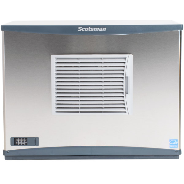 Scotsman C0530SA-1D Prodigy Series 30 inch Air Cooled Small Cube Ice Machine - 525 lb.
