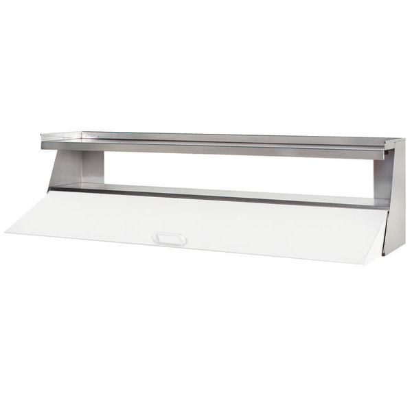 "Beverage-Air 00C23S026A Single Overshelf - 27"" x 10"" Main Image 1"