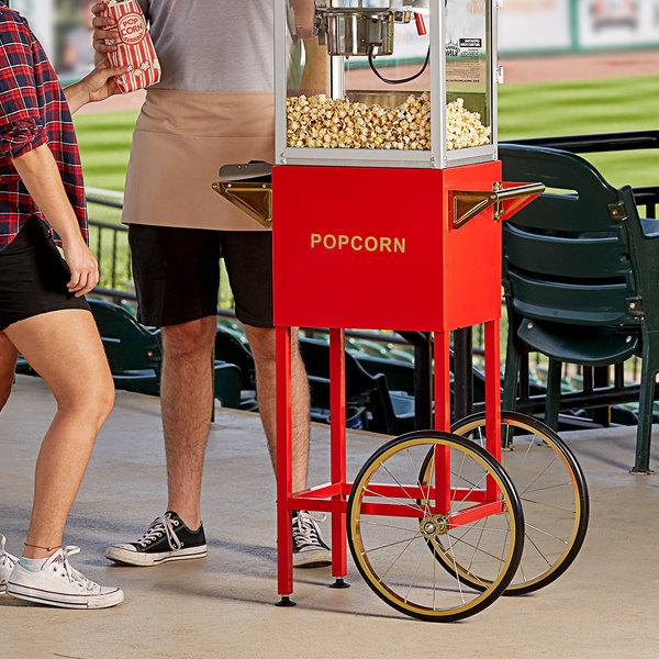 Carnival King PM4CART Cart for 4 oz. PM470 Popcorn Popper Main Image 3