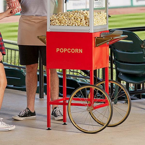 Carnival King PM8CART Cart for 8 oz. PM850 Popcorn Popper Main Image 3