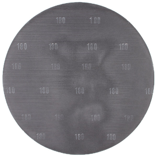 """Scrubble by ACS 32185 20"""" Sand Screen Disc with 180 Grit - 10/Case"""