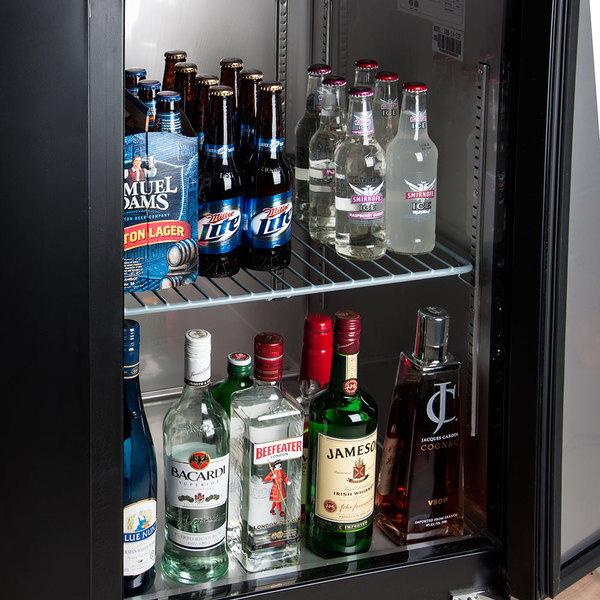"Avantco 178SHLFUBBRL Shelf-UBB72 R/LF Right or Left Back Bar Refrigerator Shelf - 19"" x 18 1/4"""