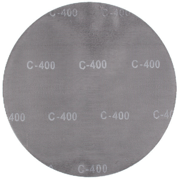 "Scrubble by ACS 32205 17"" Sand Screen Disc with 400 Grit - 10/Case"