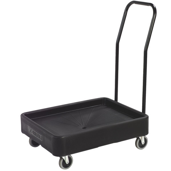 Carlisle Cateraide XDL3000H03 Dolly with Handle for XT3000R Insulated Food Pan Carrier