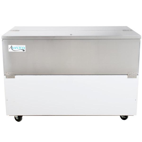 Avantco MC-58 58 inch School Milk Cooler
