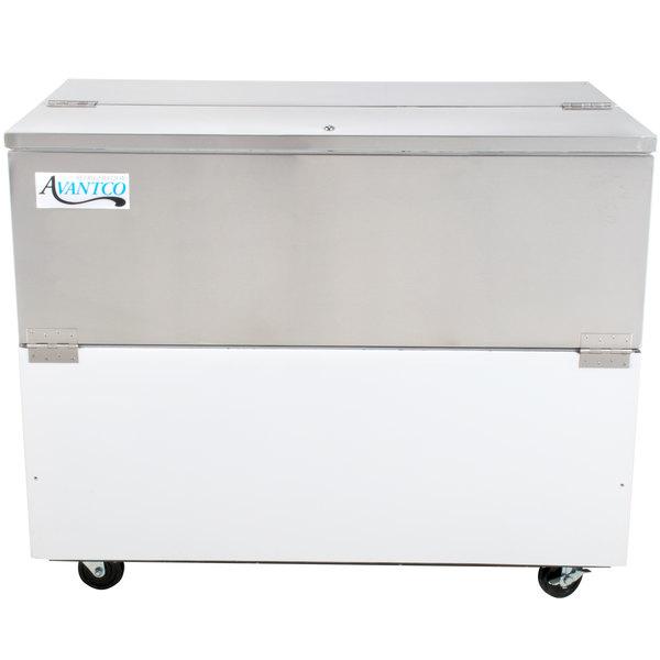 Avantco MC-49 49 inch School Milk Cooler