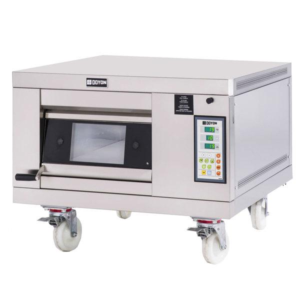 "Doyon 1T1 Artisan 1 Stone 18 1/2"" Deck Oven - 1 Pan Capacity, 240V, 3 Phase"