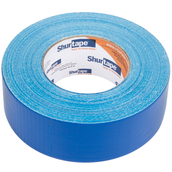 """Blue Duct Tape 2"""" x 60 Yards (48 mm x 55 m) - General Purpose High Tack"""