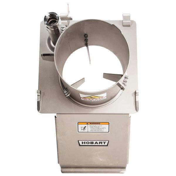 Hobart 400iPFD-CYL Manual Tubular Cylinder for FP400-1 Food Processor Main Image 1