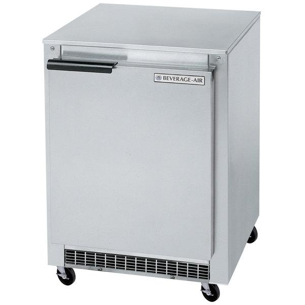 "Beverage-Air UCF20 20"" Low Profile Undercounter Freezer"