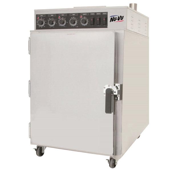 NU-VU SMOKE6 Half Height Cook and Hold Smoker Oven - 208V, 3 Phase Main Image 1