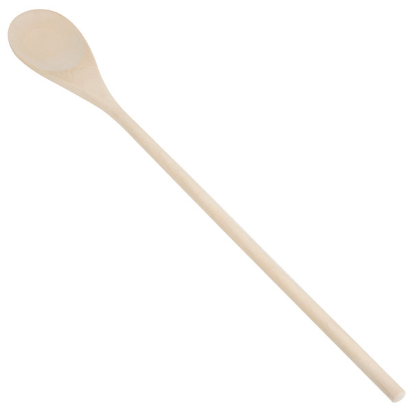 Natural Wooden Ladle Long Handle Spoon for Kitchen Cooking Tool Utensils 18.