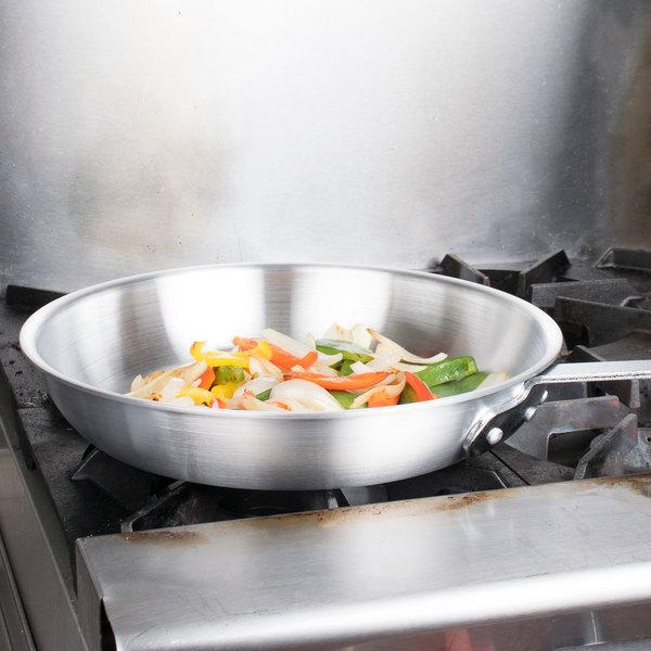 """Choice 14"""" Aluminum Fry Pan"""