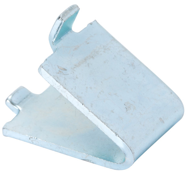 Component Hardware T30-5031 Equivalent Steel Pilaster Shelving Clip with Zinc Plating Main Image 1