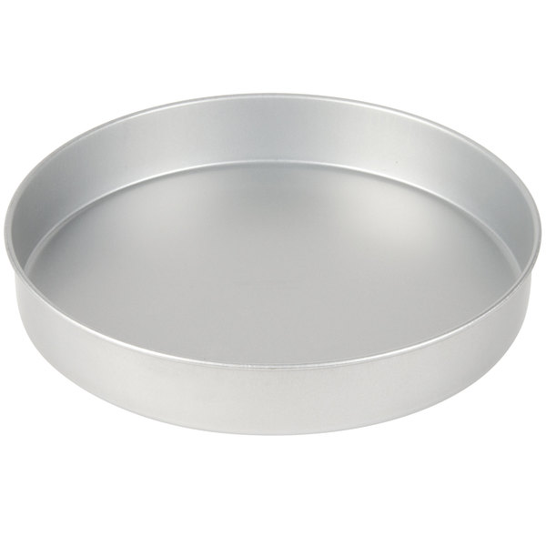12 inch x 2 inch Round Cake Pan Coated