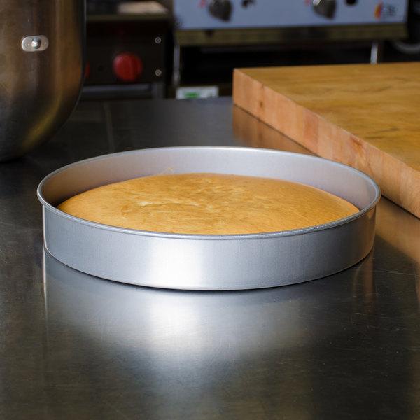 "12"" x 2"" Round Cake Pan Coated"