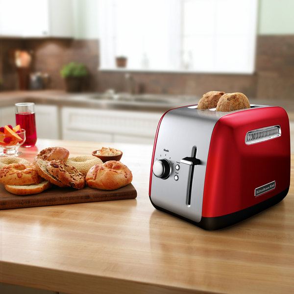 and series youtube toasters proline red slice kitchenaid toaster watch