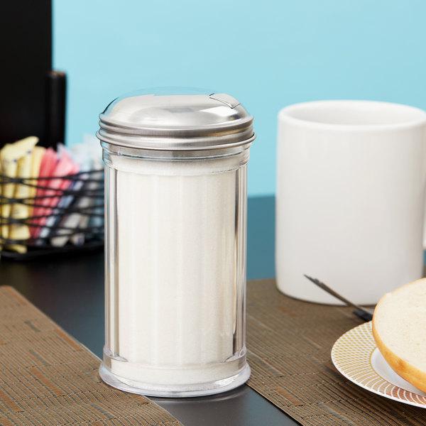 12 oz. Plastic Sugar Pourer Main Image 4