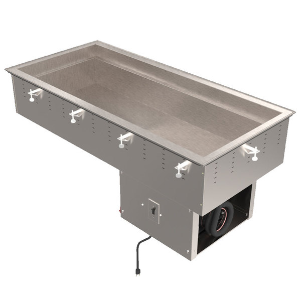 Vollrath 36456R One Pan Modular Remote Drop In Refrigerated Cold Food Well