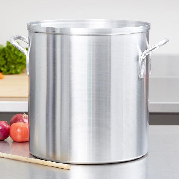 Vollrath 67532 Wear-Ever 32 Qt. Classic Aluminum Stock Pot